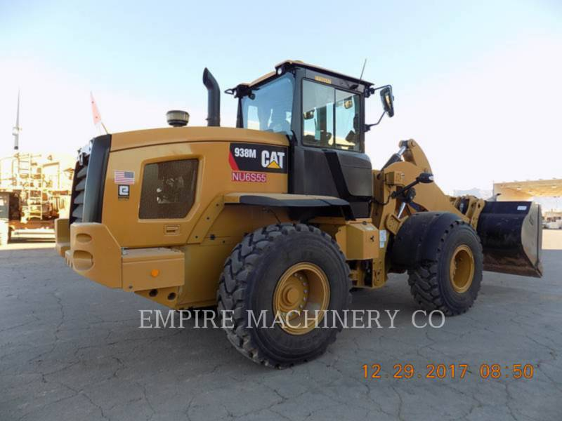 CATERPILLAR CARGADORES DE RUEDAS 938M FC equipment  photo 2