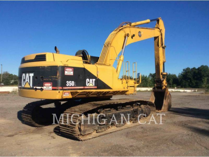 Caterpillar EXCAVATOARE PE ŞENILE 350L equipment  photo 3