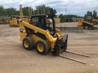 CATERPILLAR PALE COMPATTE SKID STEER 236 D equipment  photo 4