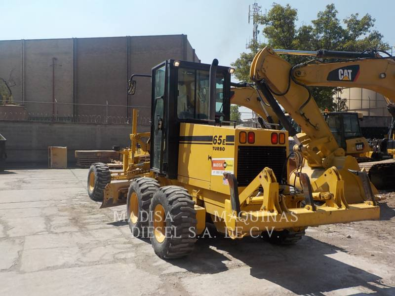 NORAM MOTORGRADER 65 E TURBO (CATERPILLAR) equipment  photo 4