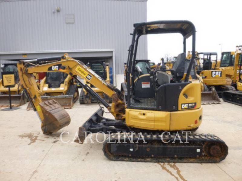 CATERPILLAR トラック油圧ショベル 303.5E2 equipment  photo 1