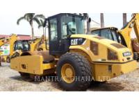 Equipment photo CATERPILLAR CS76XT WT - コンパクタ 1