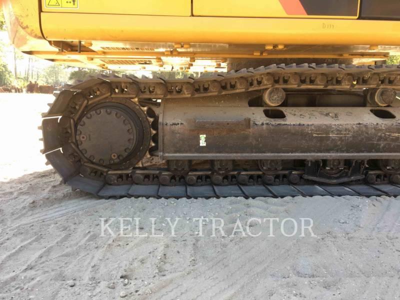 CATERPILLAR TRACK EXCAVATORS 316EL equipment  photo 7
