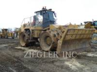 Equipment photo CATERPILLAR 826H COMPACTEURS 1