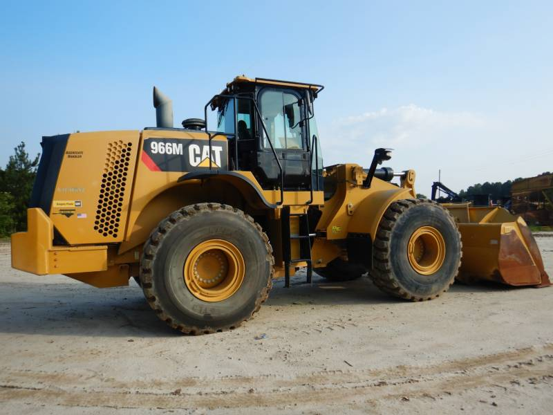 CATERPILLAR WHEEL LOADERS/INTEGRATED TOOLCARRIERS 966 M equipment  photo 5