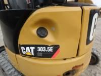 CATERPILLAR TRACK EXCAVATORS 303.5ECR equipment  photo 17