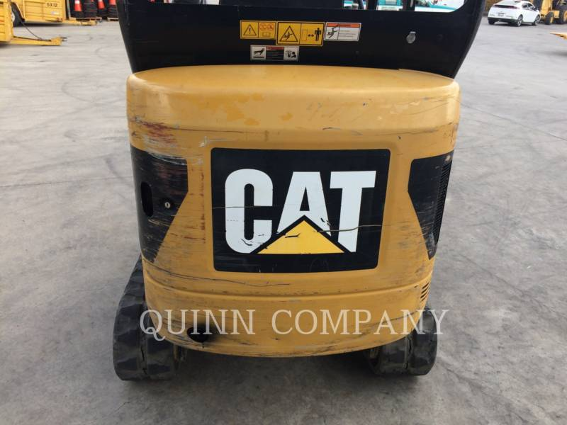 CATERPILLAR PELLES SUR CHAINES 301.4C equipment  photo 7