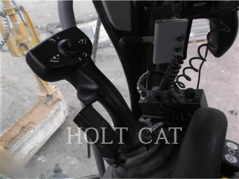 CATERPILLAR MOTONIVELADORAS 140M2 equipment  photo 24