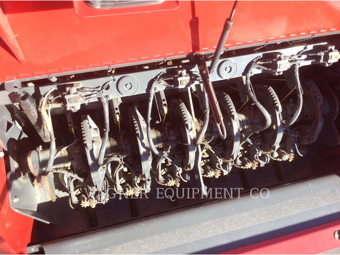 Detail photo of 2012 Massey Ferguson MF2170/ACM from Construction Equipment Guide