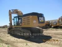 CATERPILLAR TRACK EXCAVATORS 349E LVG equipment  photo 3