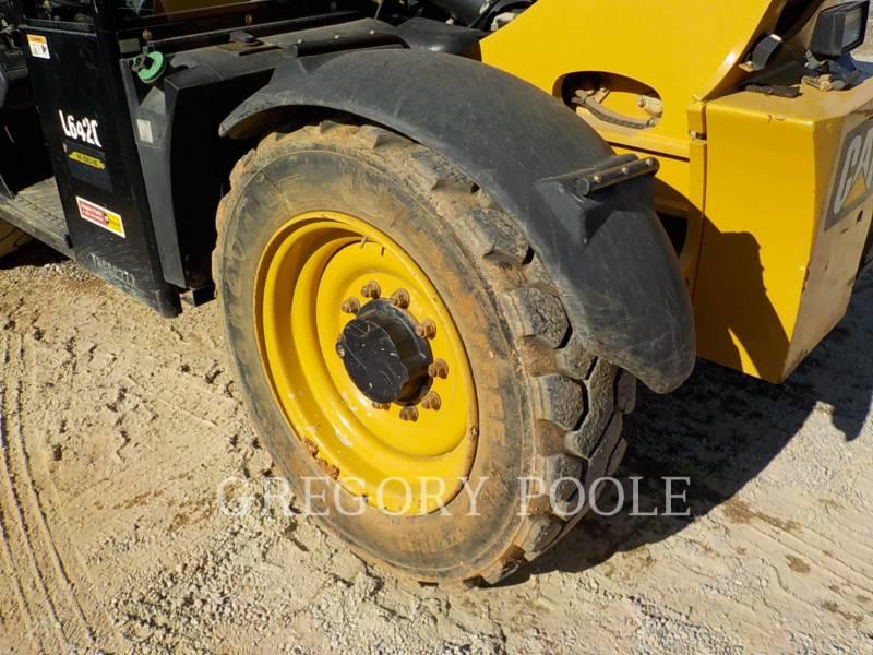 CATERPILLAR TELEHANDLER TL642C equipment  photo 20