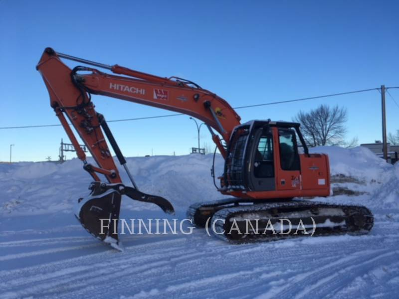 HITACHI 鉱業用ショベル/油圧ショベル ZX225USLC equipment  photo 1
