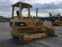 CATERPILLAR TRACK TYPE TRACTORS D3G equipment  photo 3