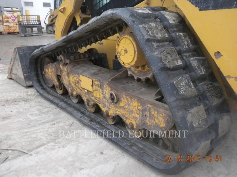 Caterpillar ÎNCĂRCĂTOARE PENTRU TEREN ACCIDENTAT 289C equipment  photo 6