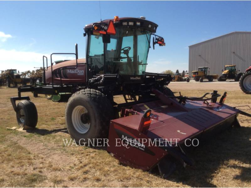MACDON MATERIELS AGRICOLES POUR LE FOIN M205 equipment  photo 11