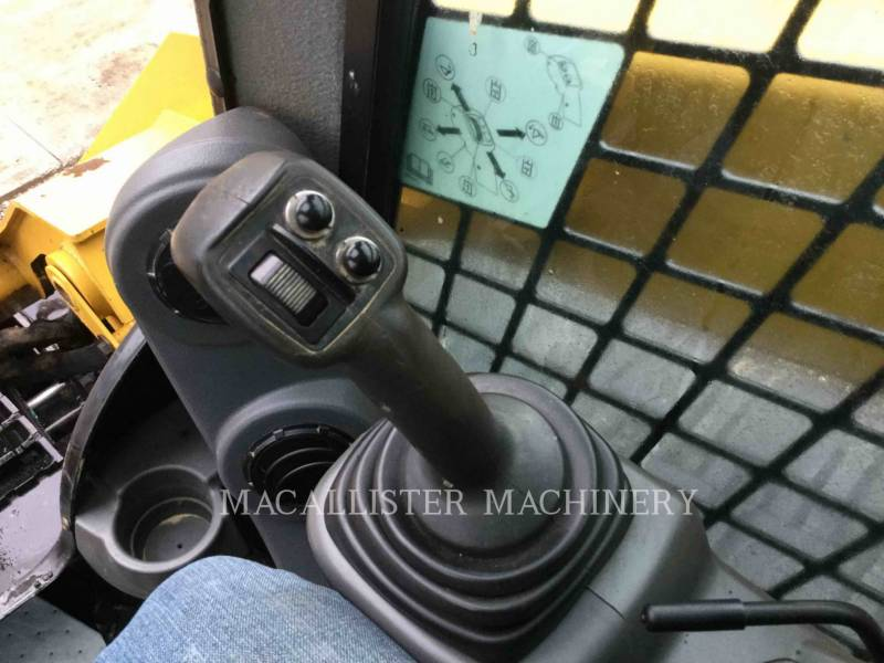 CATERPILLAR CARGADORES MULTITERRENO 289D equipment  photo 19