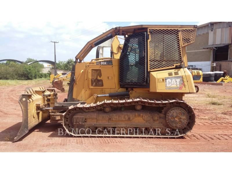 CATERPILLAR TRACTORES DE CADENAS D6K2 equipment  photo 8