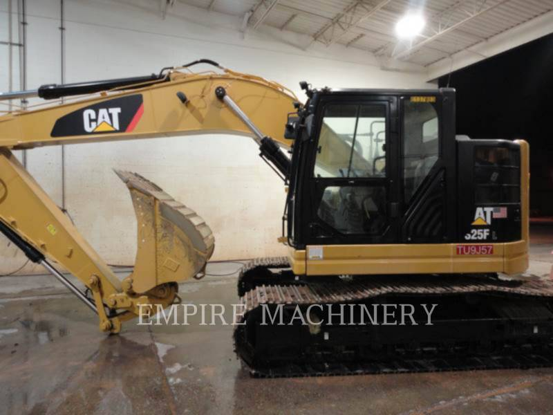 CATERPILLAR TRACK EXCAVATORS 325FLCR equipment  photo 1