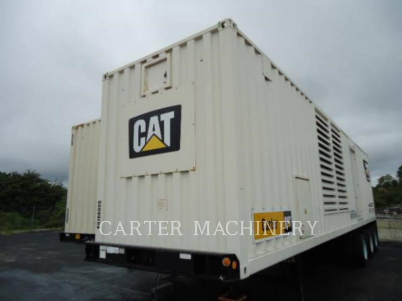 CATERPILLAR PORTABLE GENERATOR SETS XQ1500 equipment  photo 1