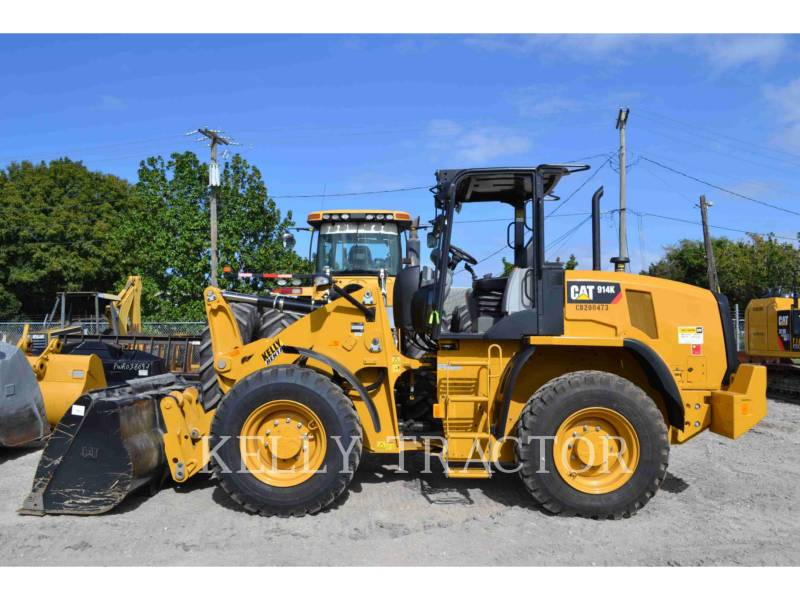 CATERPILLAR CARGADORES DE RUEDAS 914K equipment  photo 2