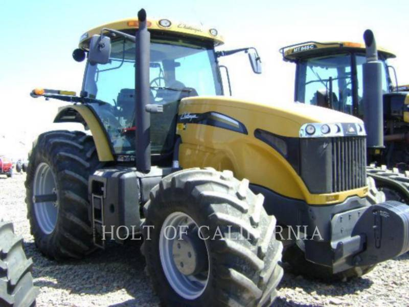 CHALLENGER LANDWIRTSCHAFTSTRAKTOREN MT645C    GR10516 equipment  photo 2