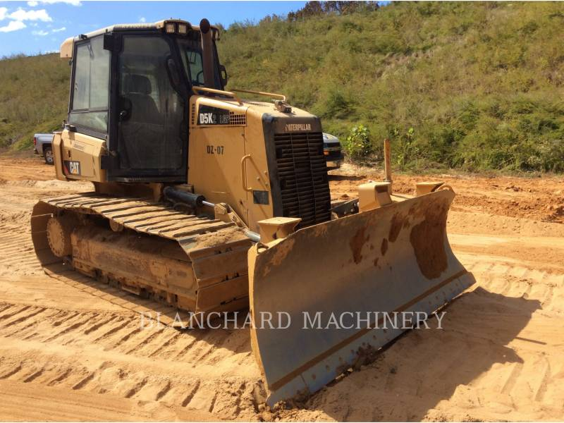 CATERPILLAR TRACTORES DE CADENAS D5K2 LGP equipment  photo 1