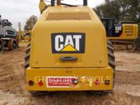 CATERPILLAR VIBRATORY SINGLE DRUM PAD CP-54B equipment  photo 14
