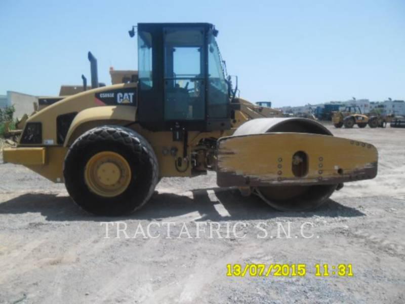 CATERPILLAR COMPACTADORES DE SUELOS CS-663E equipment  photo 2
