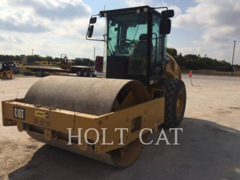 Caterpillar TAMBUR SIMPLU VIBRATOR PENTRU ASFALT CS56B CAB equipment  photo 2