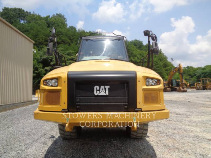 CATERPILLAR KNIKGESTUURDE TRUCKS 730C equipment  photo 4