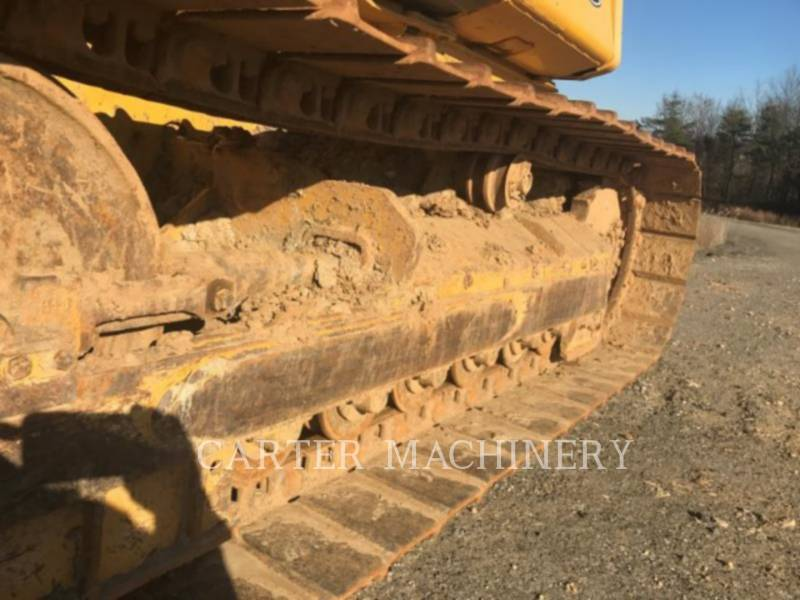 DEERE & CO. STABILISIERER/RECYCLER DER 650J equipment  photo 8