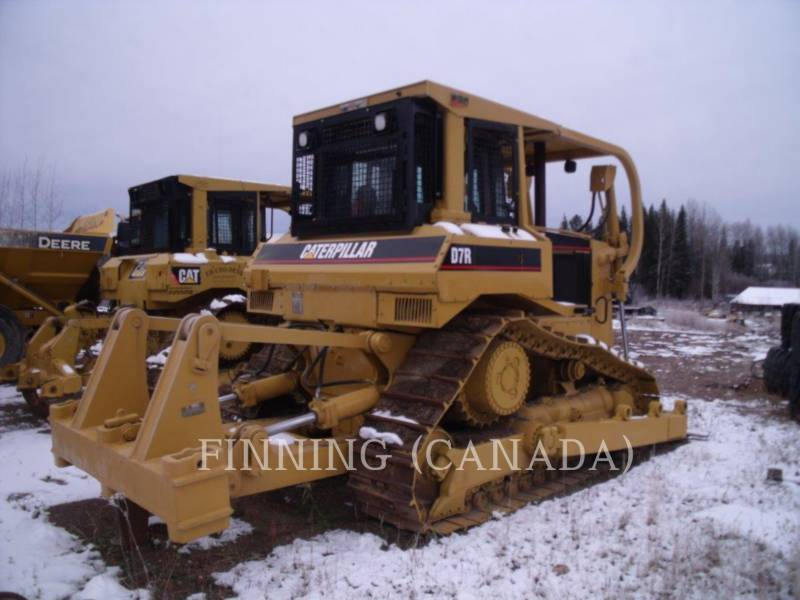 CATERPILLAR KETTENDOZER D7R equipment  photo 3