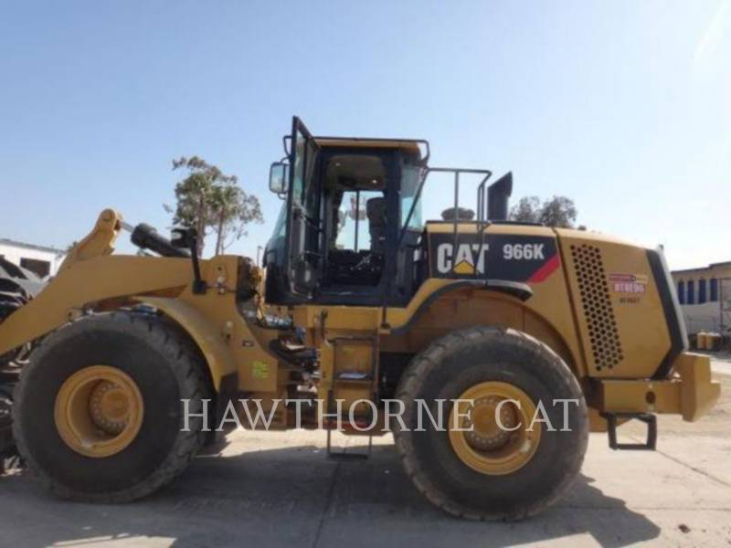 Caterpillar ÎNCĂRCĂTOARE PE ROŢI/PORTSCULE INTEGRATE 966K CBFQV equipment  photo 1