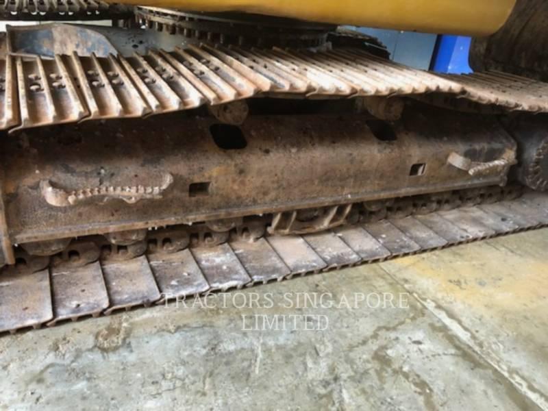 CATERPILLAR ESCAVATORI CINGOLATI 320D equipment  photo 15