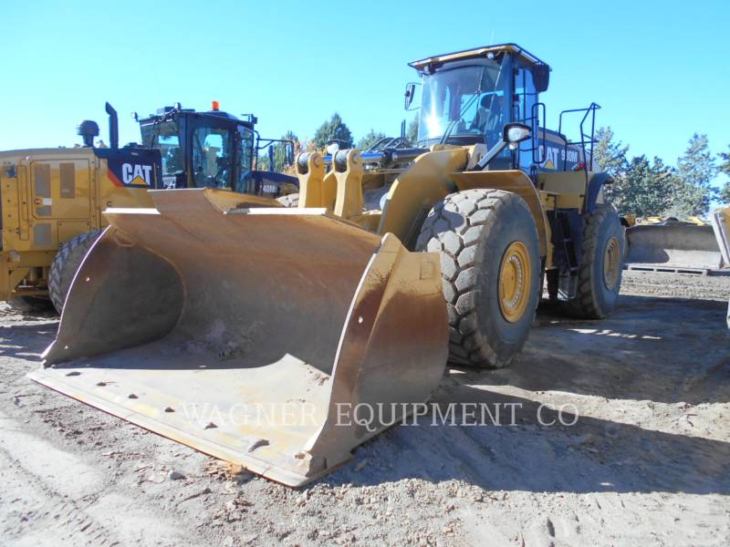 CATERPILLAR CARGADORES DE RUEDAS 980M AG equipment  photo 1
