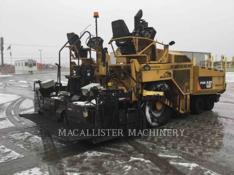 CATERPILLAR SCHWARZDECKENFERTIGER AP-1000D equipment  photo 14