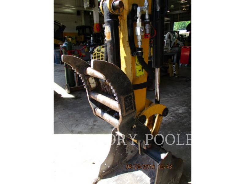 CATERPILLAR KETTEN-HYDRAULIKBAGGER 303.5E CR equipment  photo 6