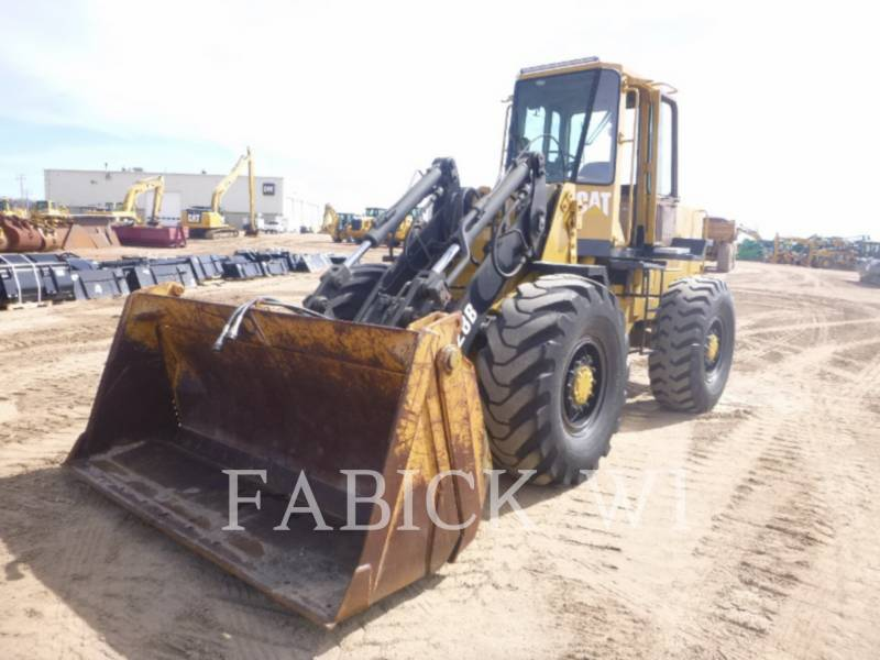 CATERPILLAR CARGADORES DE RUEDAS IT28 equipment  photo 1