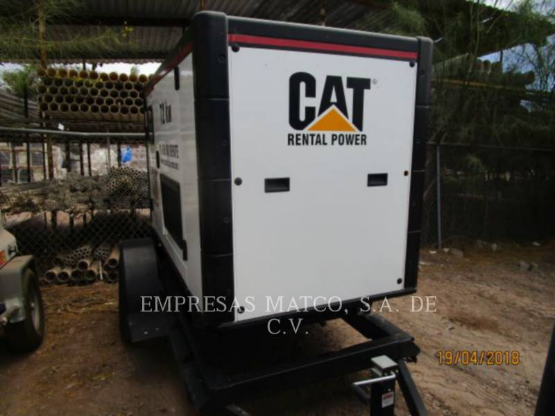 OLYMPIAN CAT MOBILE GENERATOR SETS DE88 equipment  photo 3