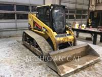 CATERPILLAR MULTI TERRAIN LOADERS 277B C equipment  photo 1