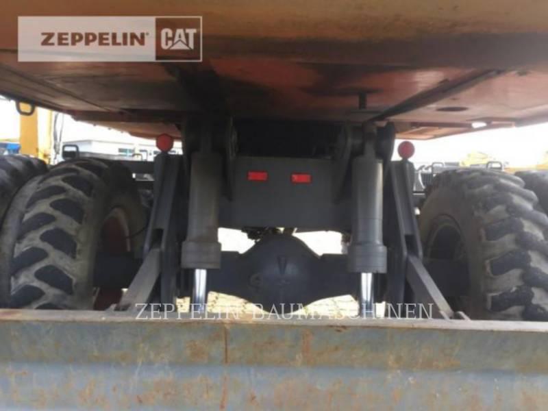 ATLAS WHEEL EXCAVATORS 1604 equipment  photo 5