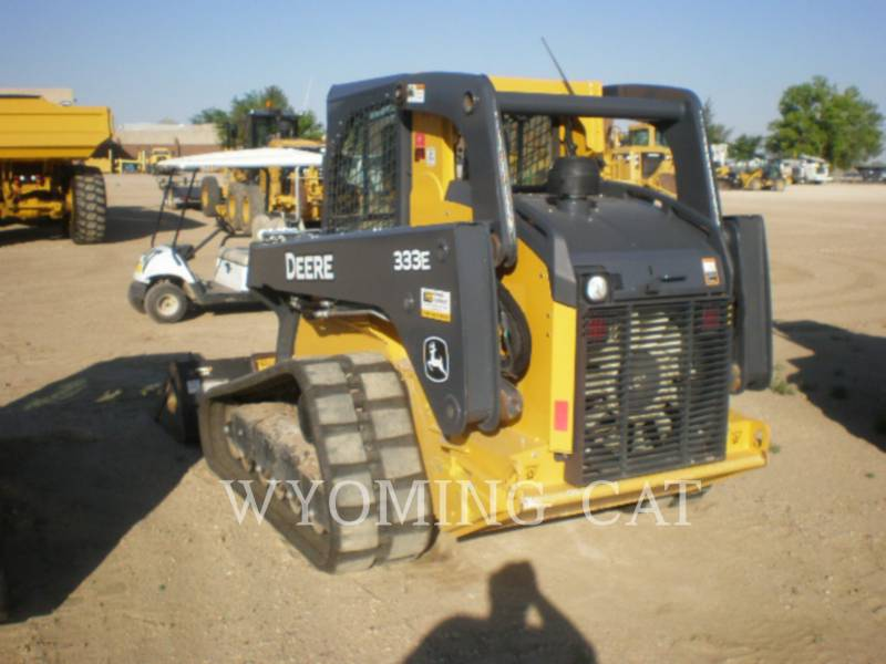 JOHN DEERE SKID STEER LOADERS 333E equipment  photo 5