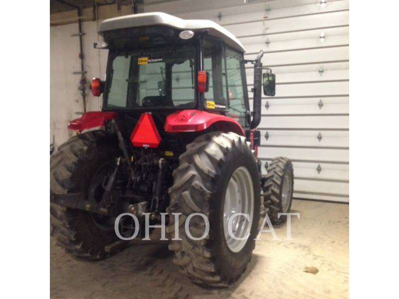 AGCO-MASSEY FERGUSON AG TRACTORS MF4608 equipment  photo 5
