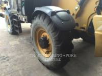 CATERPILLAR TELEHANDLER TH417 equipment  photo 9