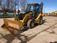 CATERPILLAR BACKHOE LOADERS 420E C equipment  photo 1
