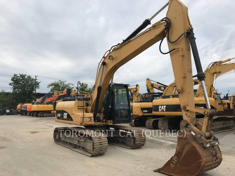 CATERPILLAR トラック油圧ショベル 315DL equipment  photo 4