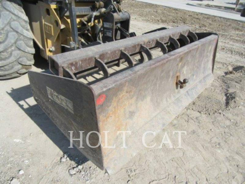 CATERPILLAR CARGADOR INDUSTRIAL 414E equipment  photo 14