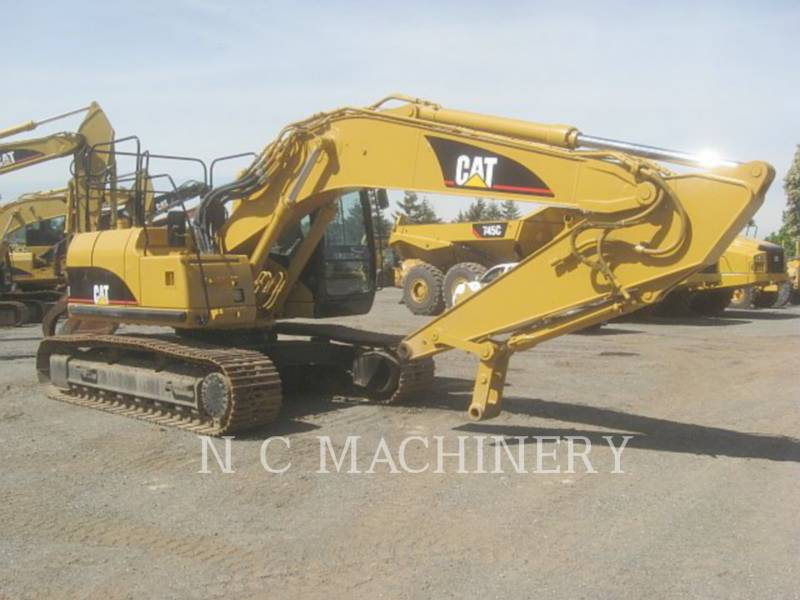 CATERPILLAR TRACK EXCAVATORS 320C U equipment  photo 2