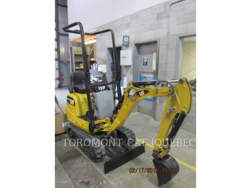 CATERPILLAR トラック油圧ショベル 300.9D equipment  photo 2