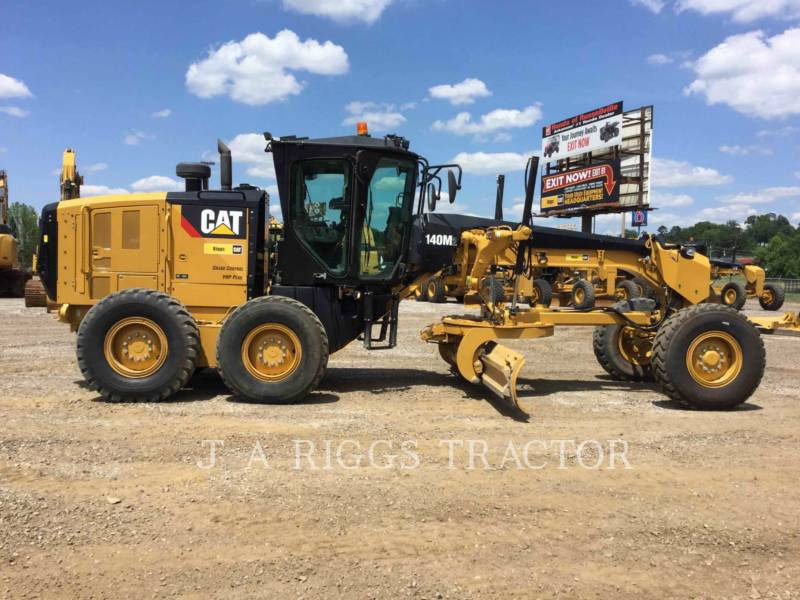 CATERPILLAR MOTONIVELADORAS 140M LC14 equipment  photo 9